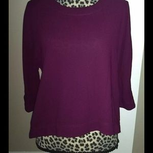 Zara woman blouse size large